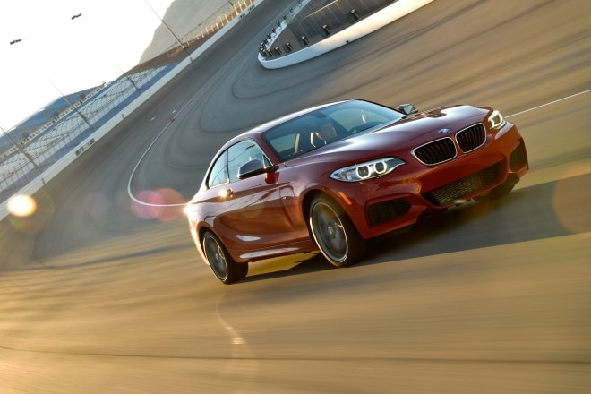 2014 BMW M235i Web First Drive Photos By BMW 110 660x440
