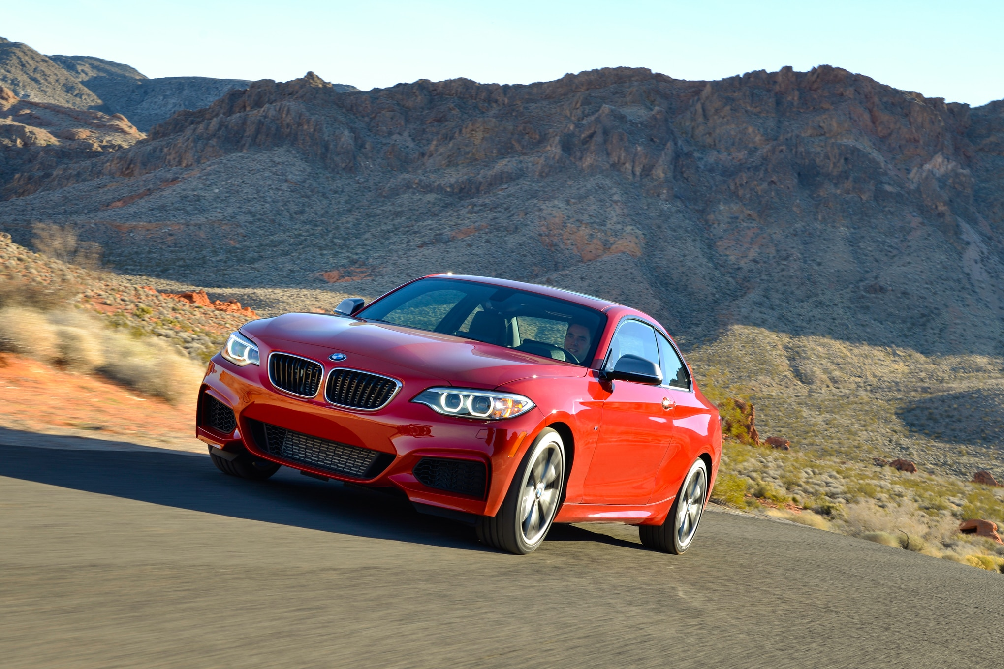 BMW Mi Review - 2014 bmw m235i