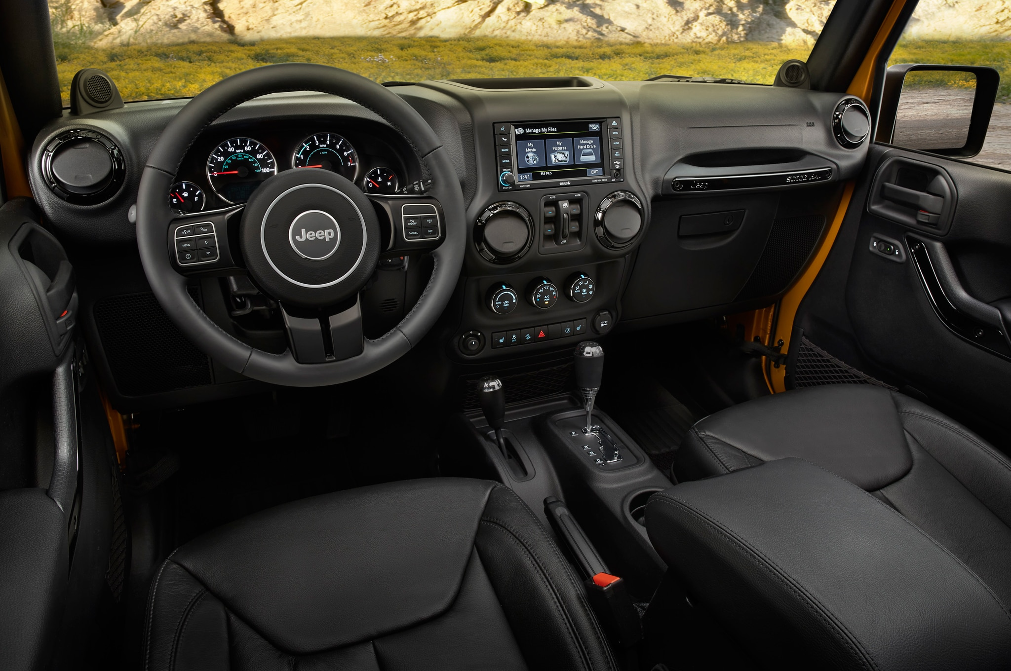 2014 Jeep Cherokee  Grand Cherokee  And Wrangler Gain Altitude Models For 2014