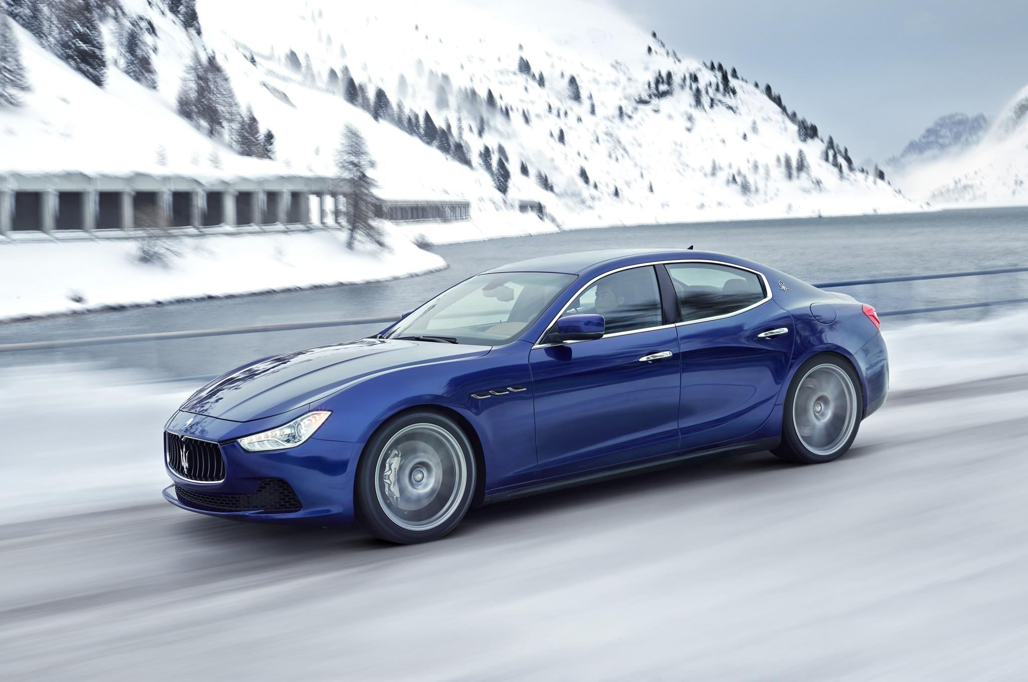 Maserati Ghibli S Q4 >> 2014 Maserati Ghibli S Q4 Review Automobile Magazine
