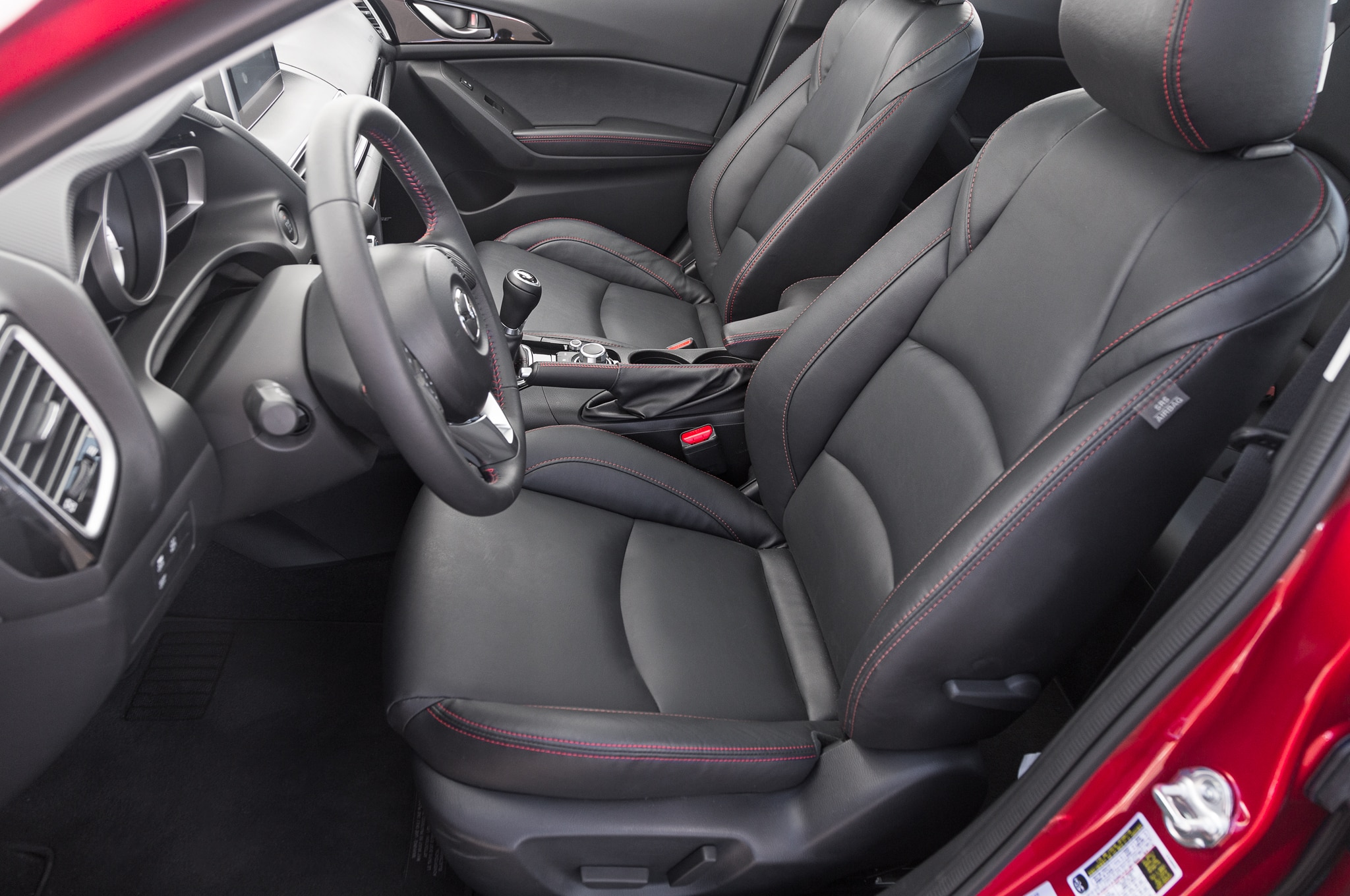 Image Gallery Mazda Seats