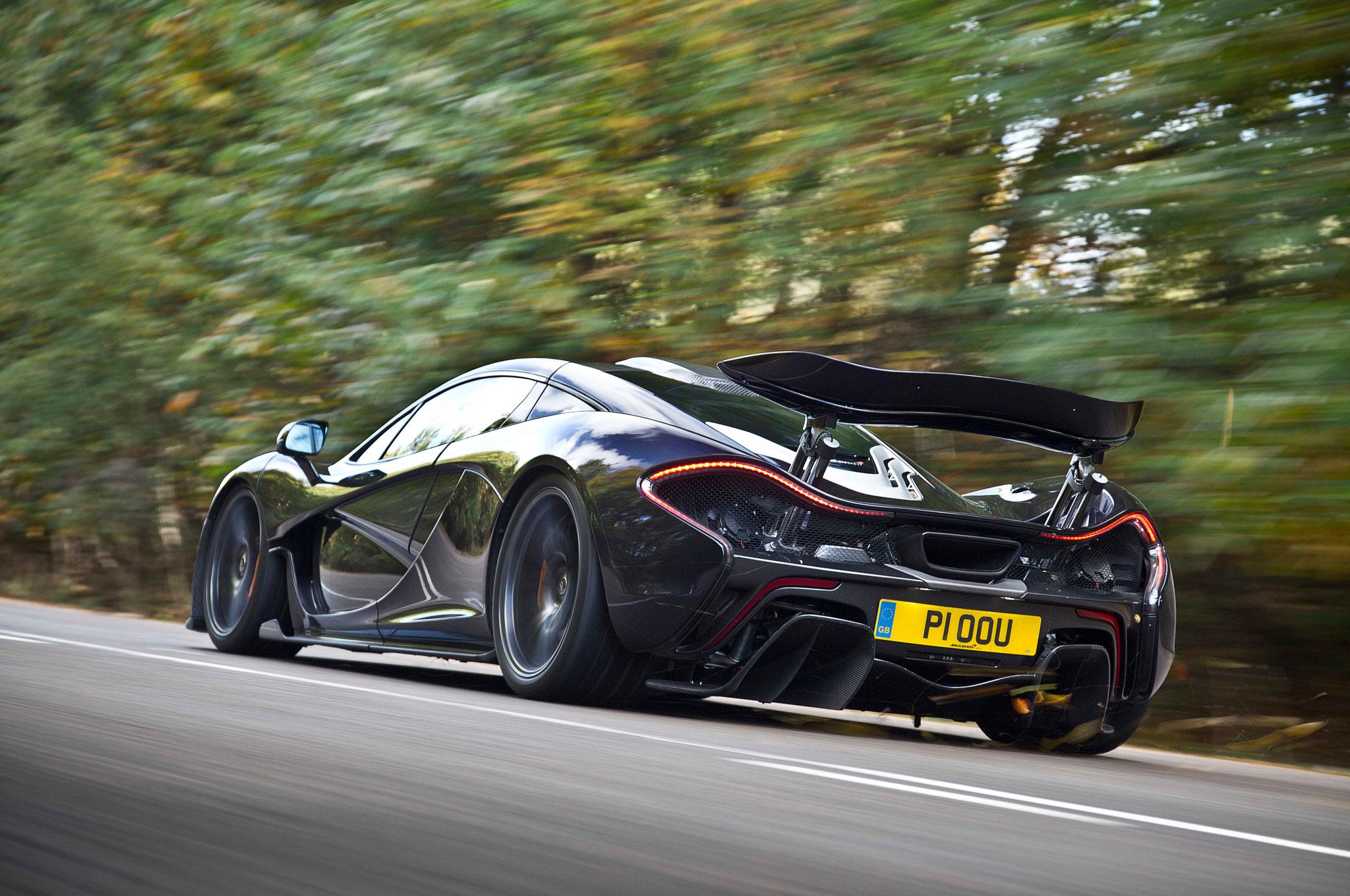 2014 Mclaren P1 - First Drive Review - Automobile Magazine