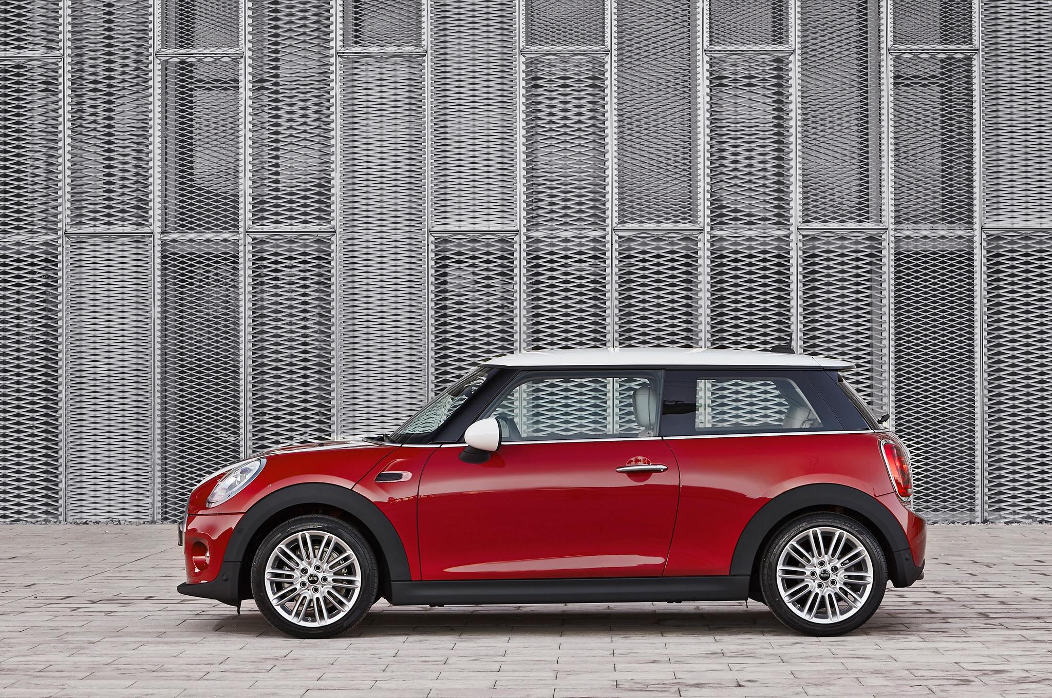 2014 Mini Cooper Hardtop Priced at 20745 Cooper S at 24395