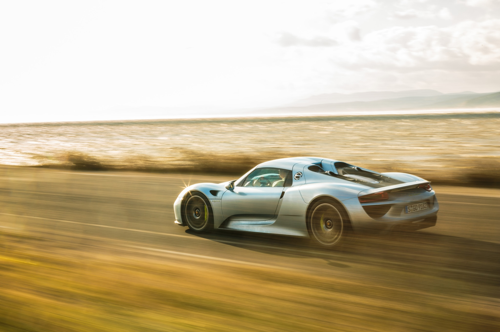 2014-Porsche-918-Spyder-in-Germany-side-in-motion Fabulous How Much Does the Porsche 918 Spyder Concept Cost In Real Racing 3 Cars Trend