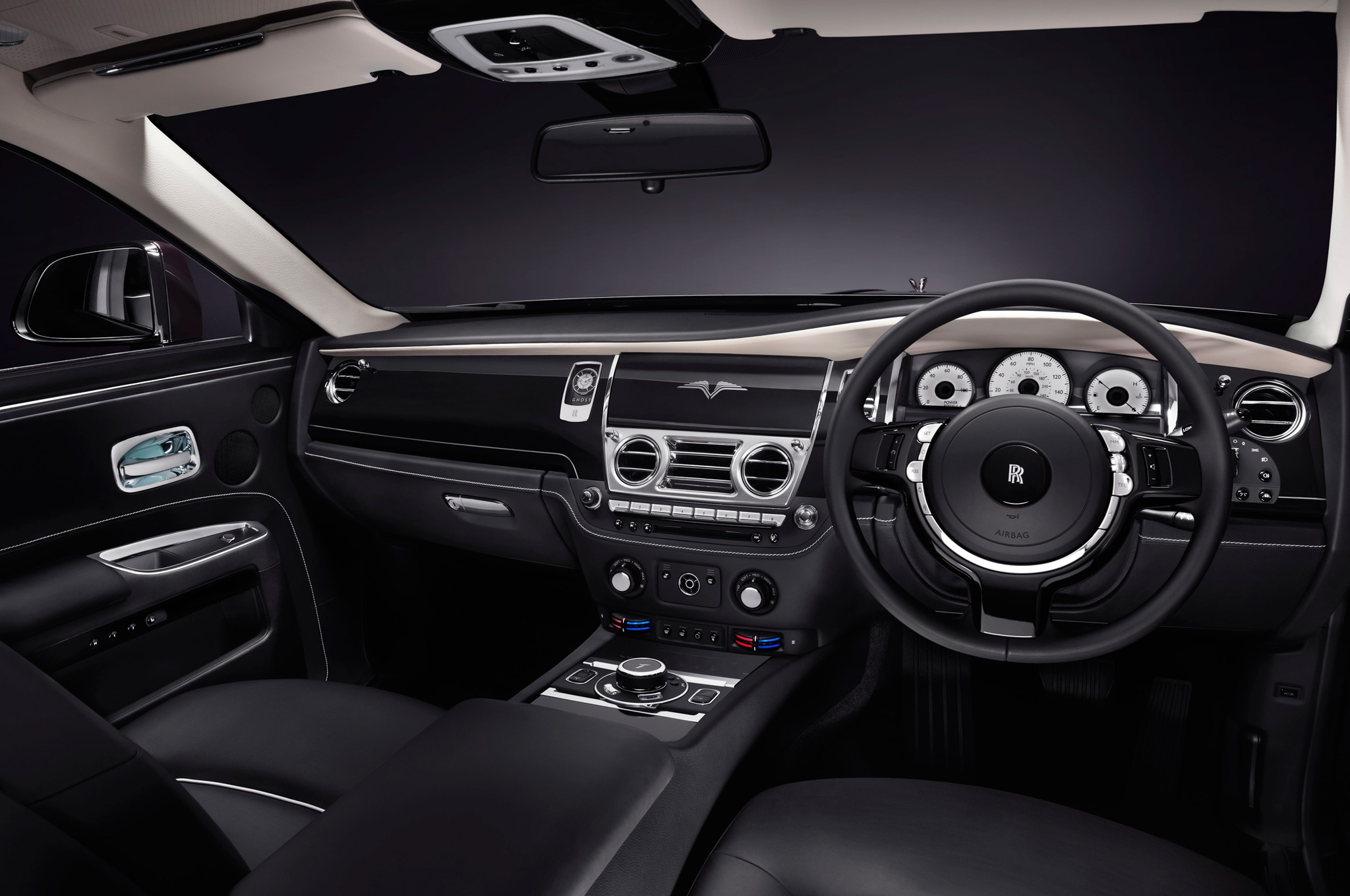 2014 RollsRoyce Ghost Gains VSpecification Edition  Automobile