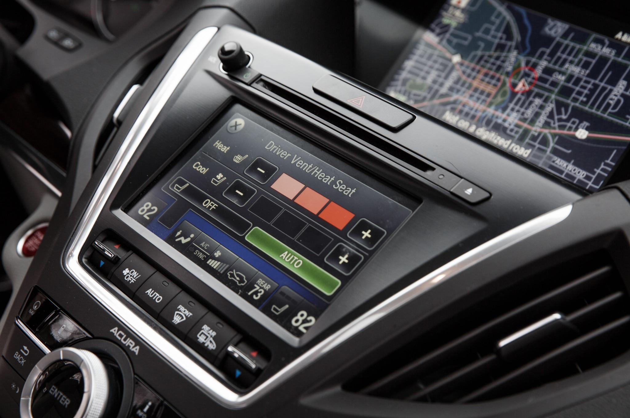 2014 Acura Mdx Sh Awd Four Seasons Introduction
