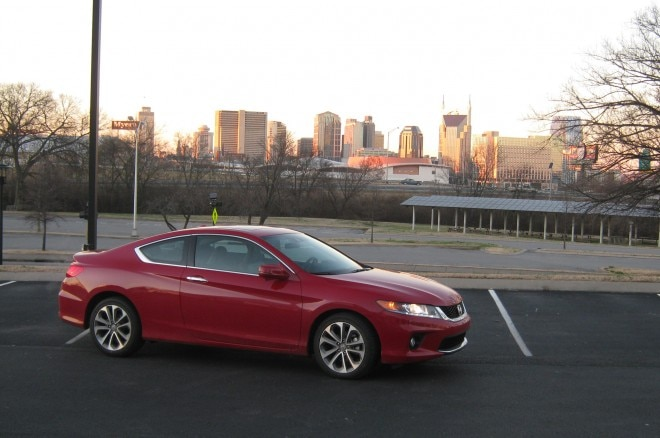 2014 Honda Accord Coupe Profile Nashville Skyline1 660x438