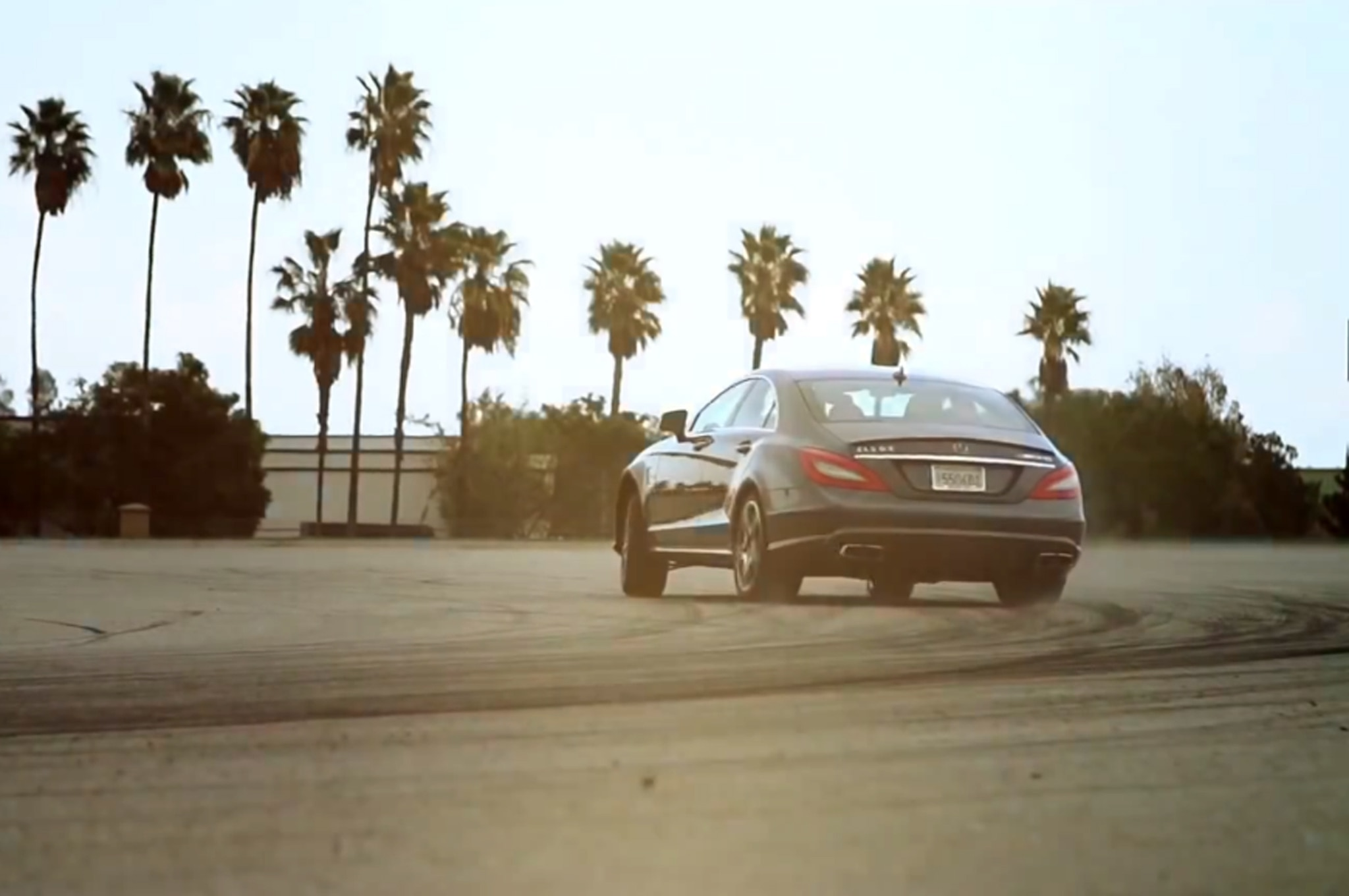 2014 Mercedes Benz Cls63 S Amg Video