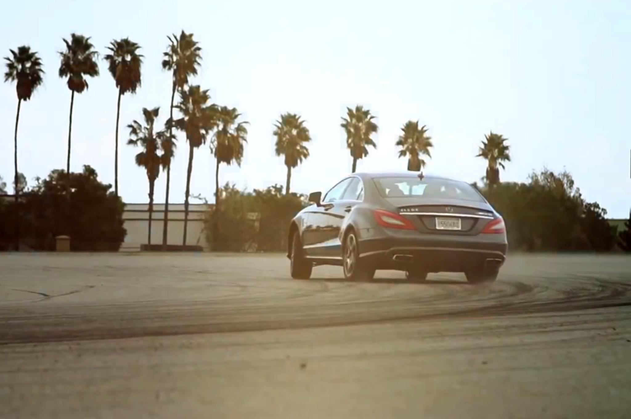 2014 Mercedes Benz Cls63 S Amg Video