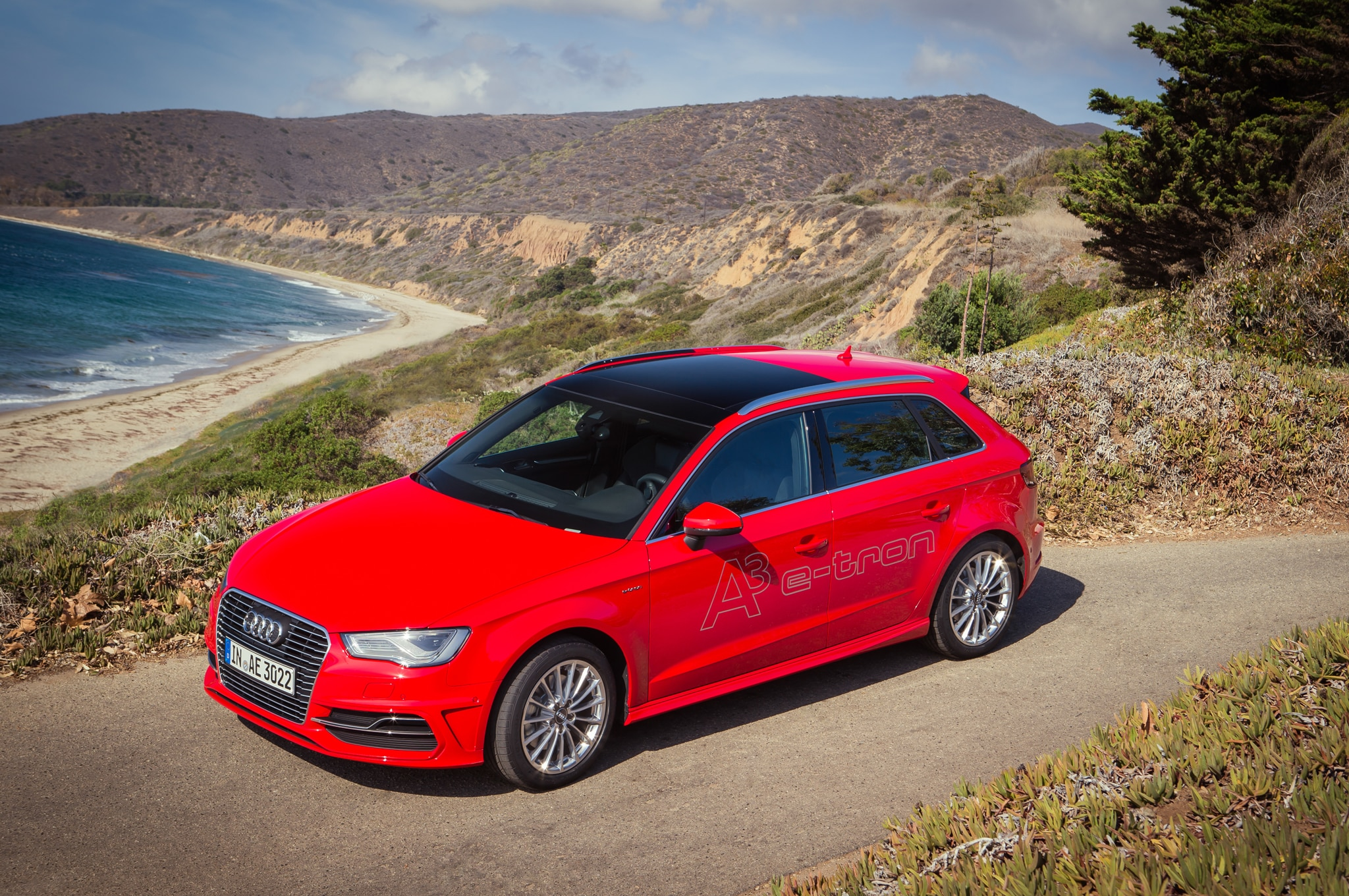hands on with the 2015 audi a3 sportback e tron phev automobile magazine. Black Bedroom Furniture Sets. Home Design Ideas