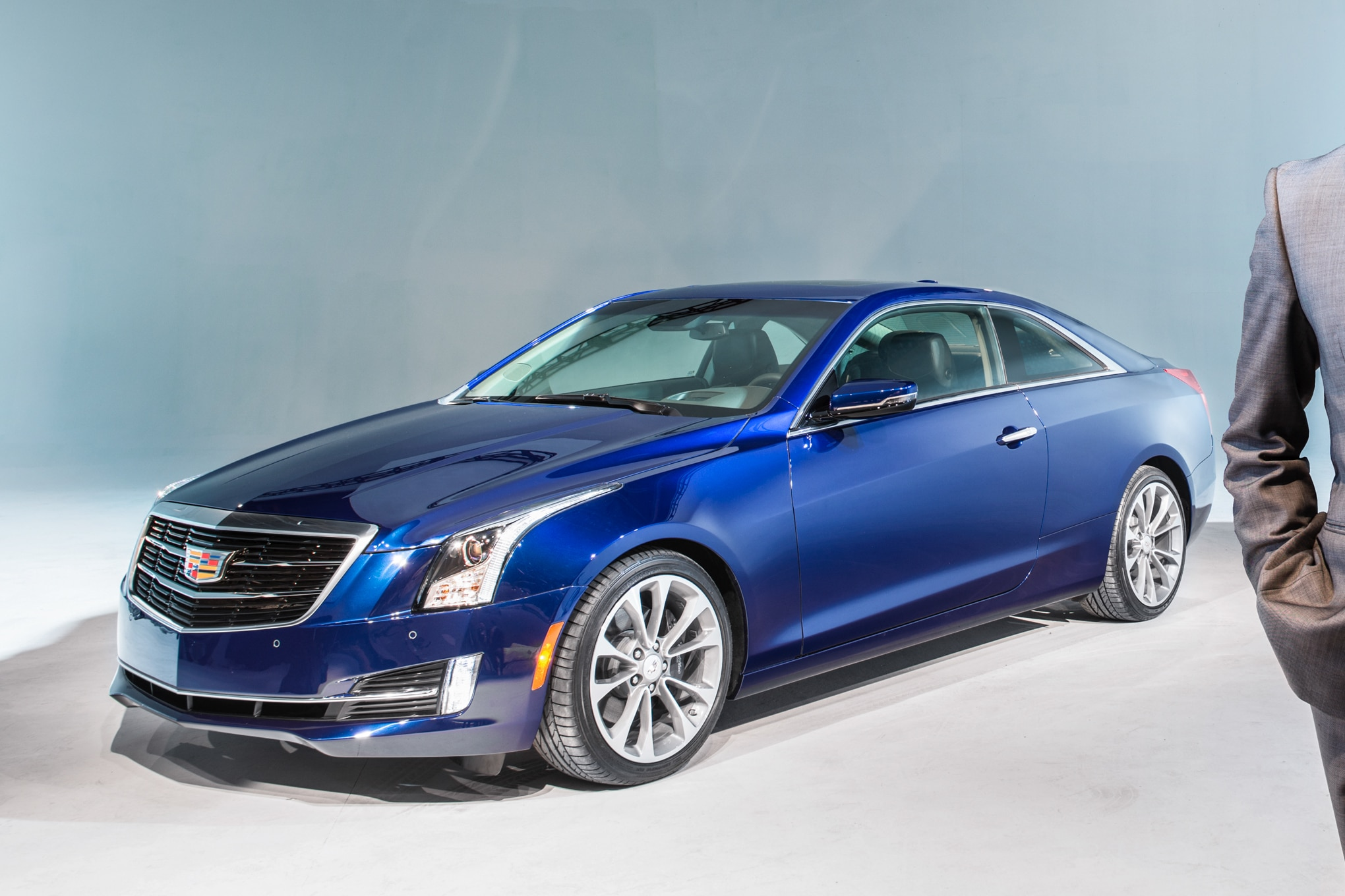 test of ats cadillac review drive coupe expert