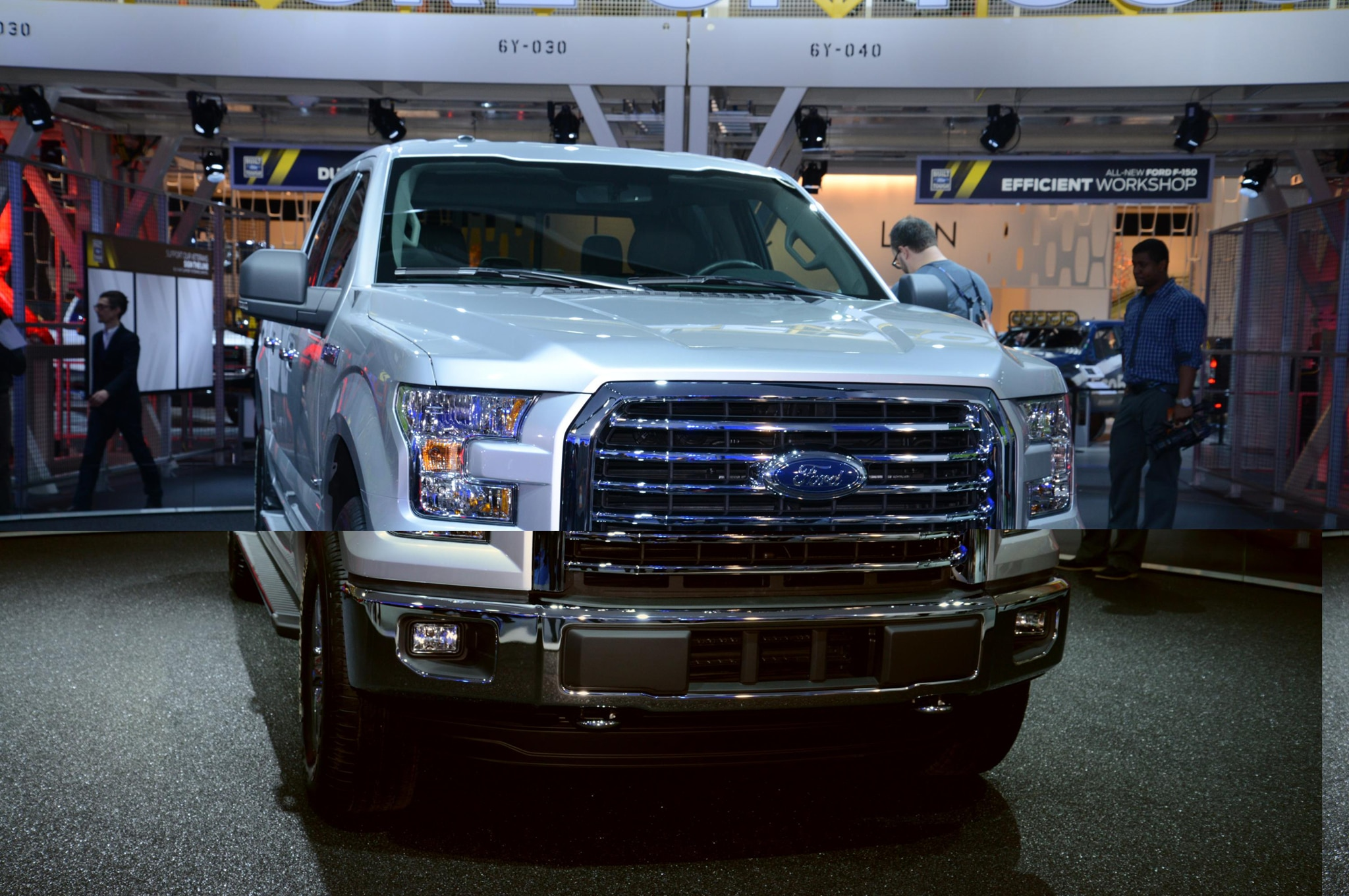 2015 Ford F 150 Front End1
