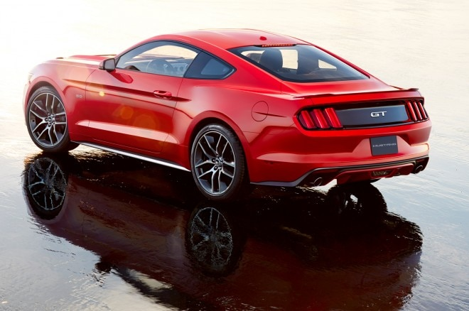 2015 Ford Mustang Rear1 660x438