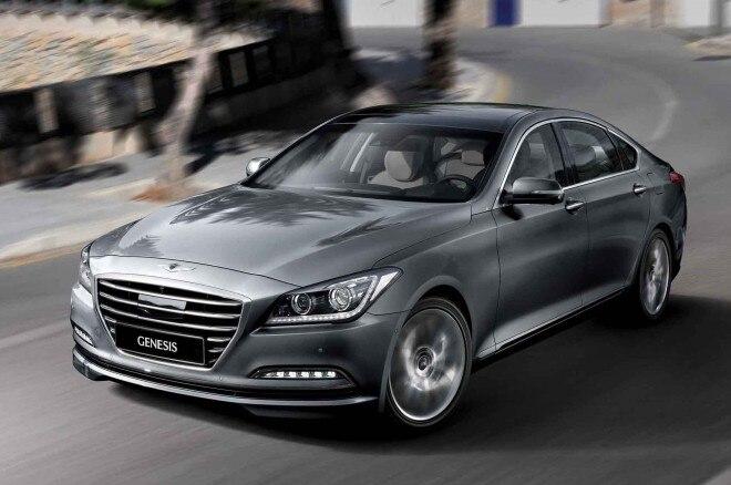 2015 Hyundai Genesis Front Three Quarter 021 660x438