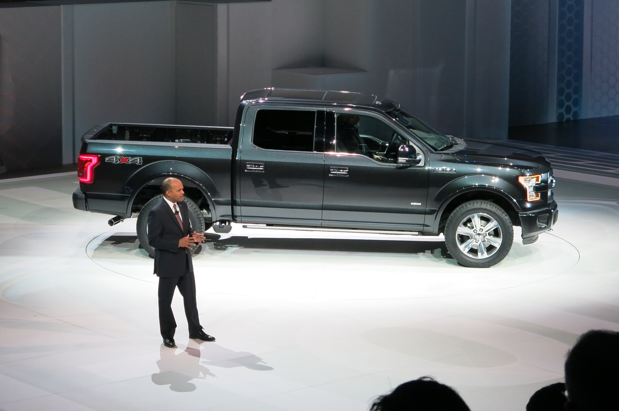 2015 Ford F 150 With Raj Nair1