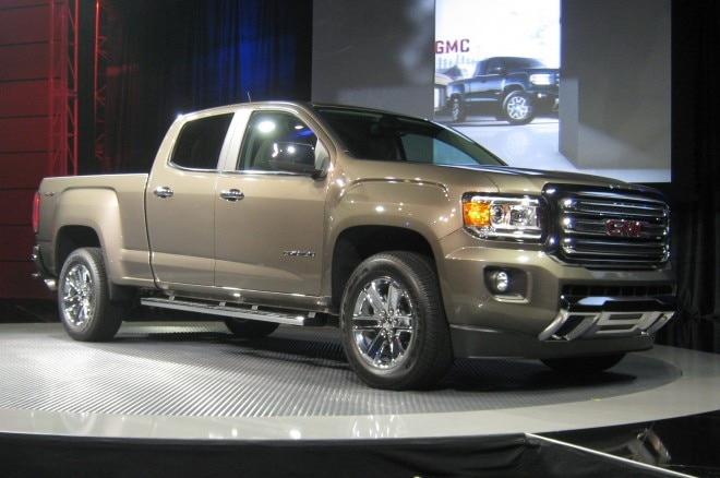 2015 Gmc Canyon Reveal Front Three Quarters 22 660x438