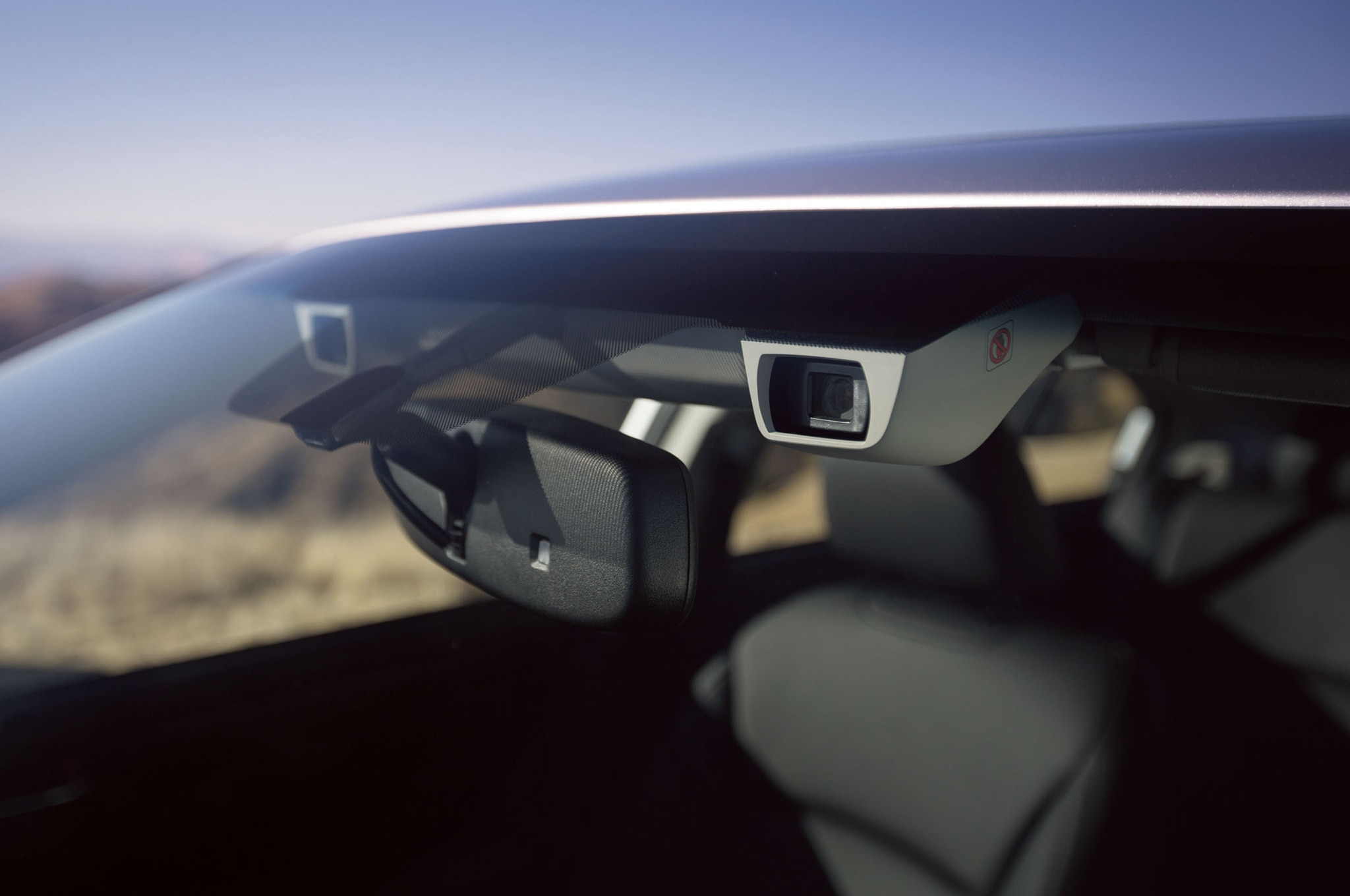 2015 Subaru Eyesight Camera System1