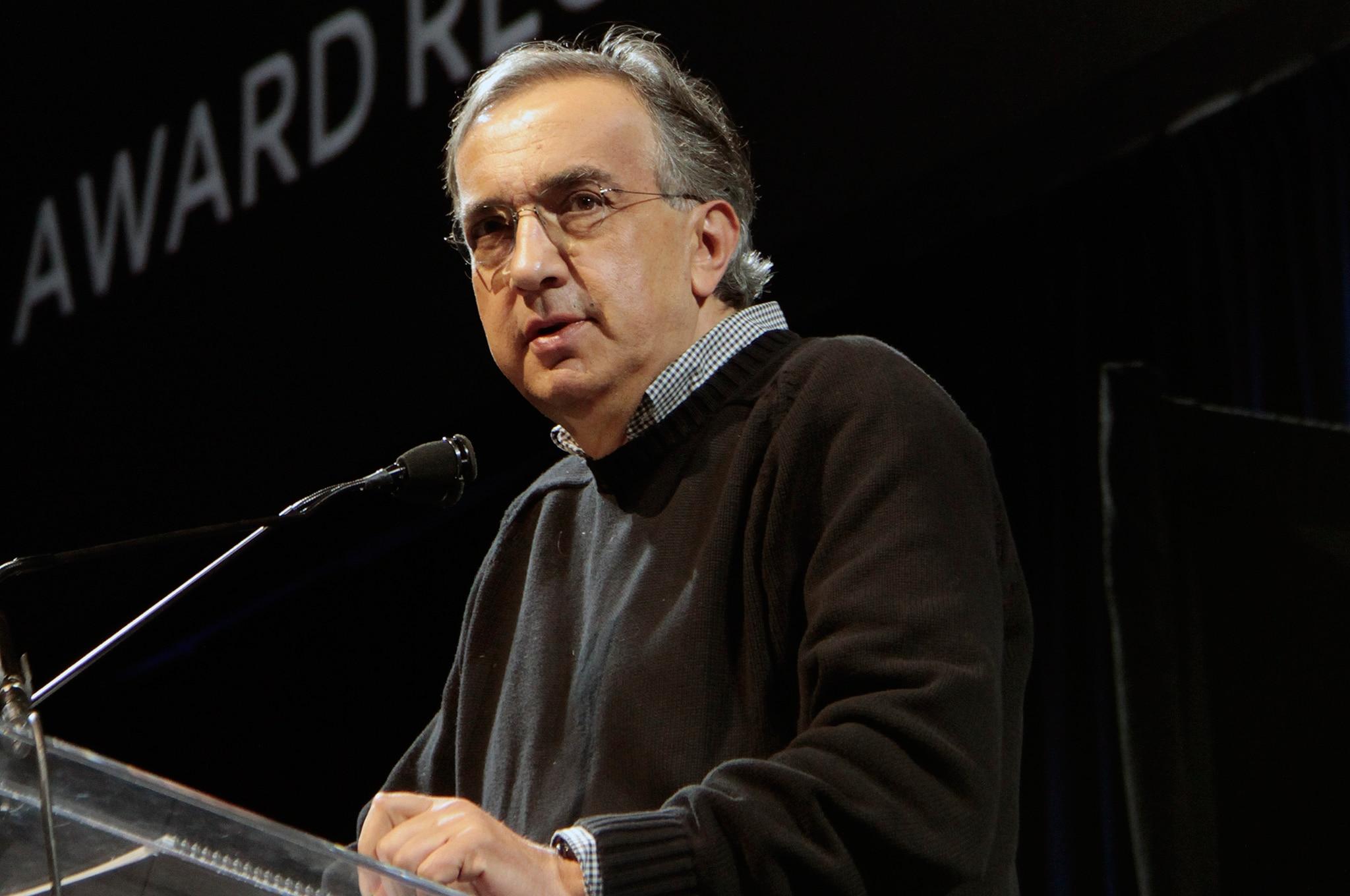 Chrysler CEO Sergio Marchionne 11