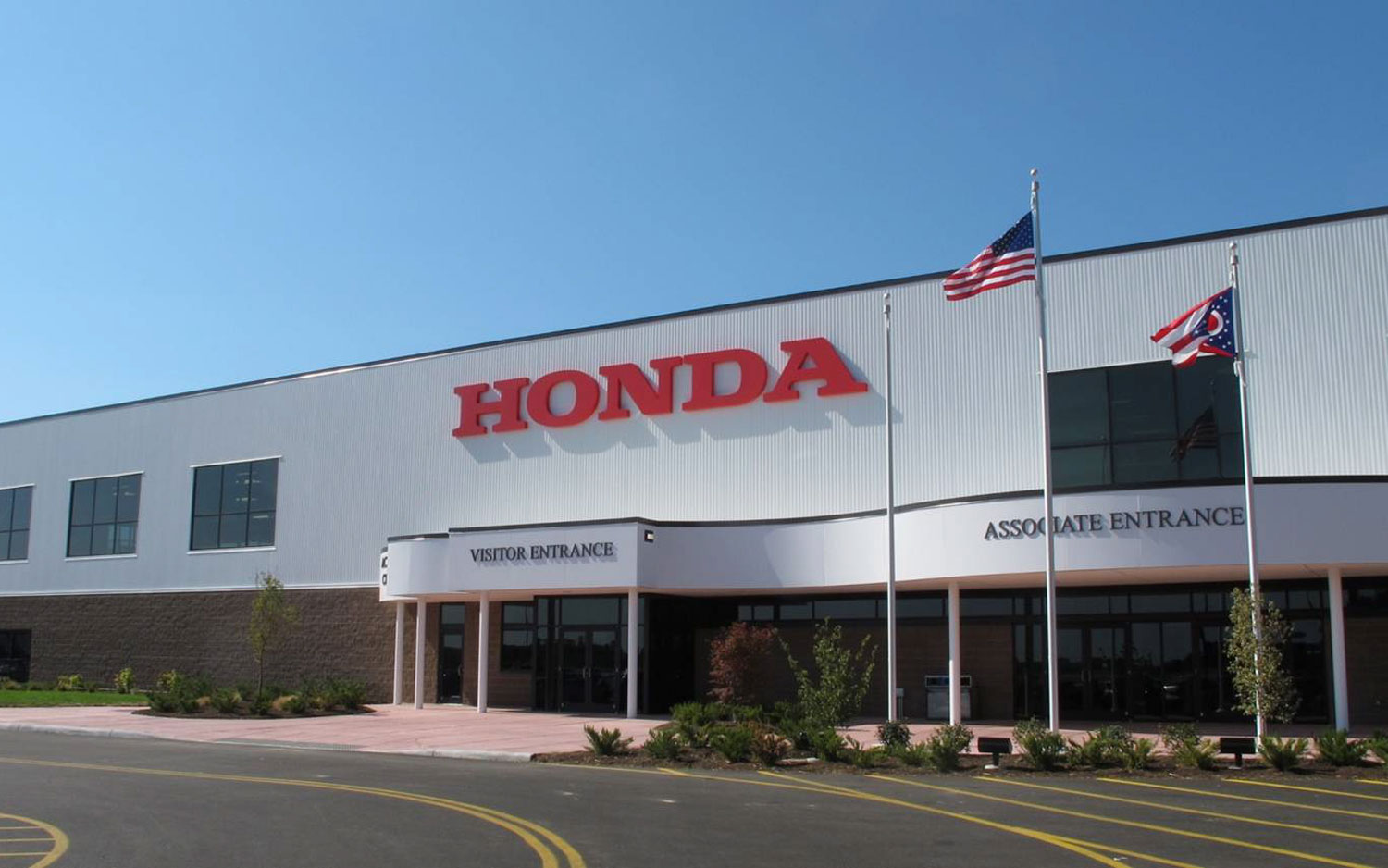 Honda exports more cars from the u s than it imports from for Honda marysville oh