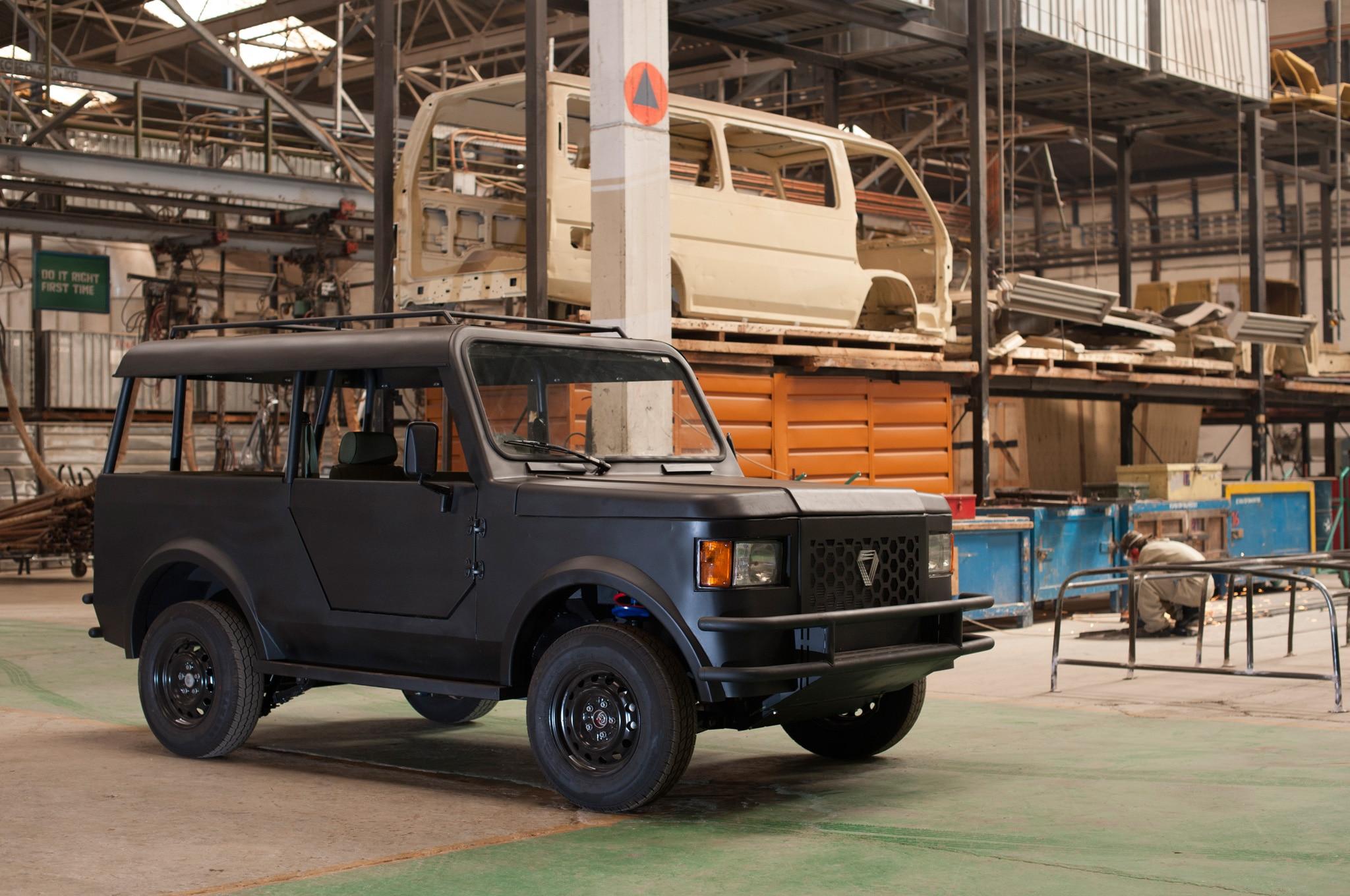 Mobius Motors Africa S Own Car Company Automobile Magazine