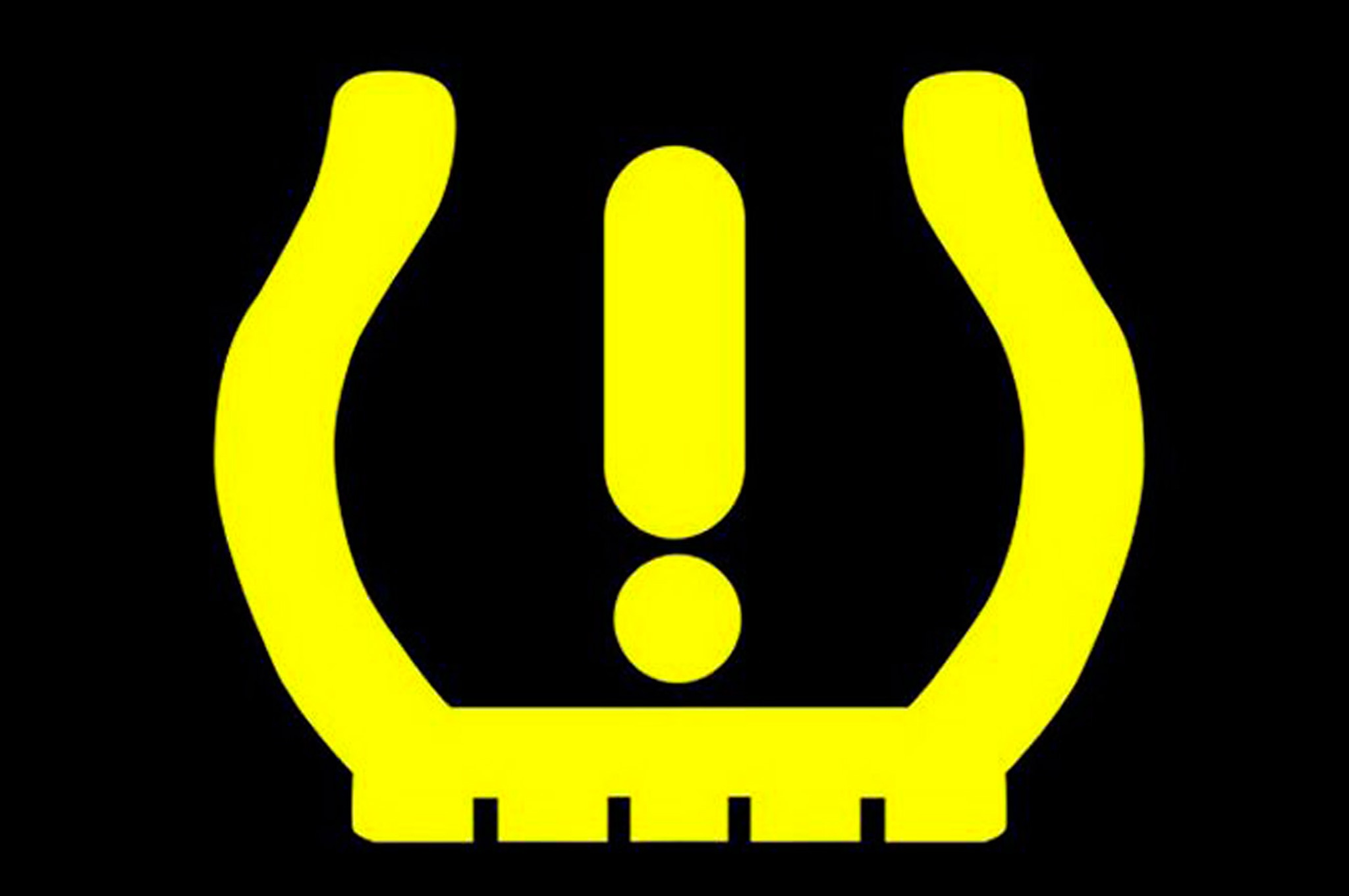 Tire Pressure Warning Icon