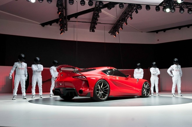 Toyota FT 1 Concept Rear Three Quarters 660x438