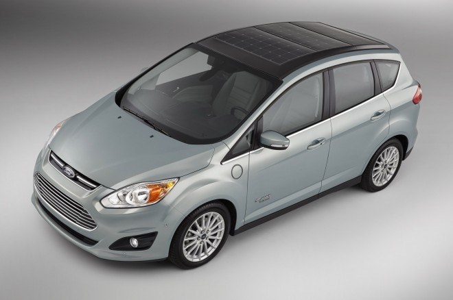 Ford C Max Solar Energi For Ces Front Three Quarter1 660x438