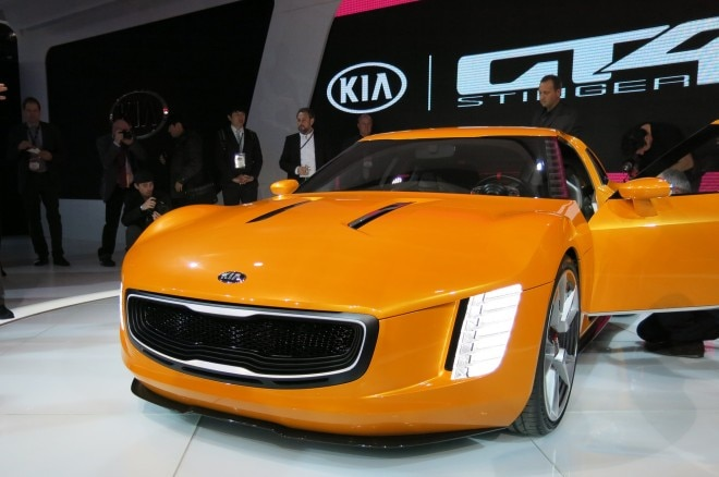 Kia Gt4 Stinger Concept Front Close2 660x438