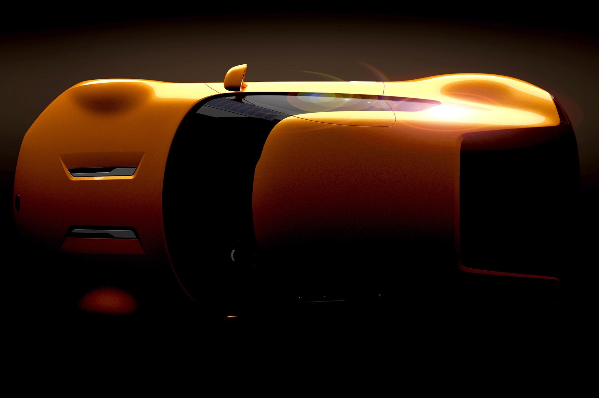 Kia Gt4 Stinger Concept Teaser Above1
