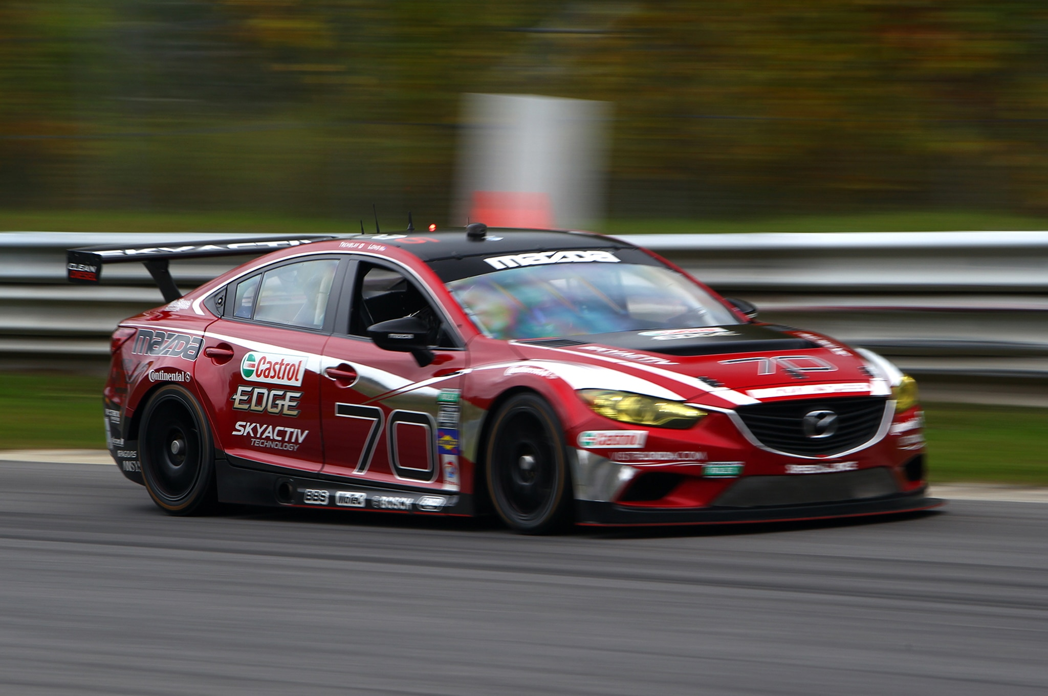 Mazda to Campaign Skyactiv-D Powered Racer in USCC Series in 2014 ...