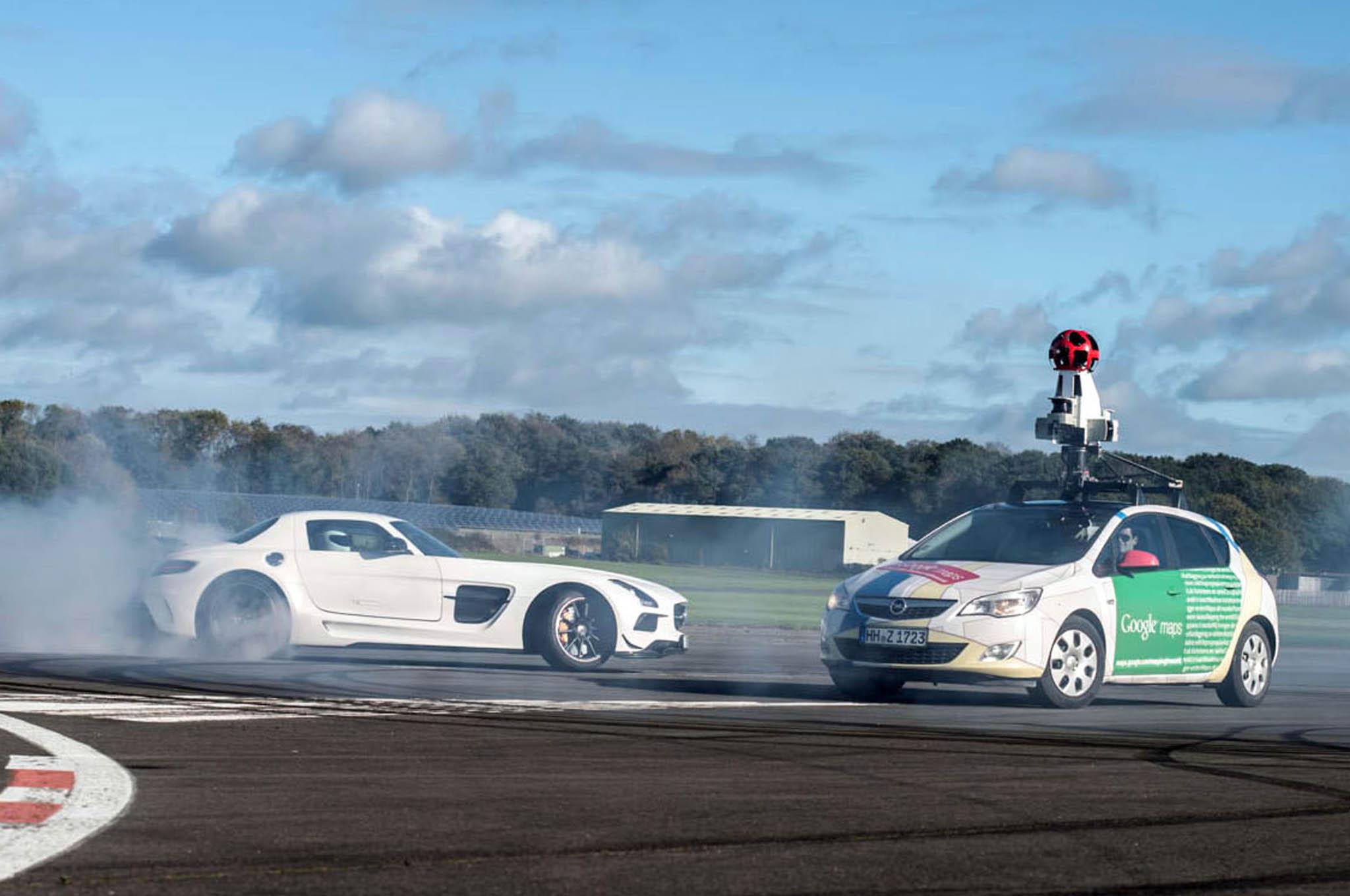 Top Gear Test Track Google Street View 011