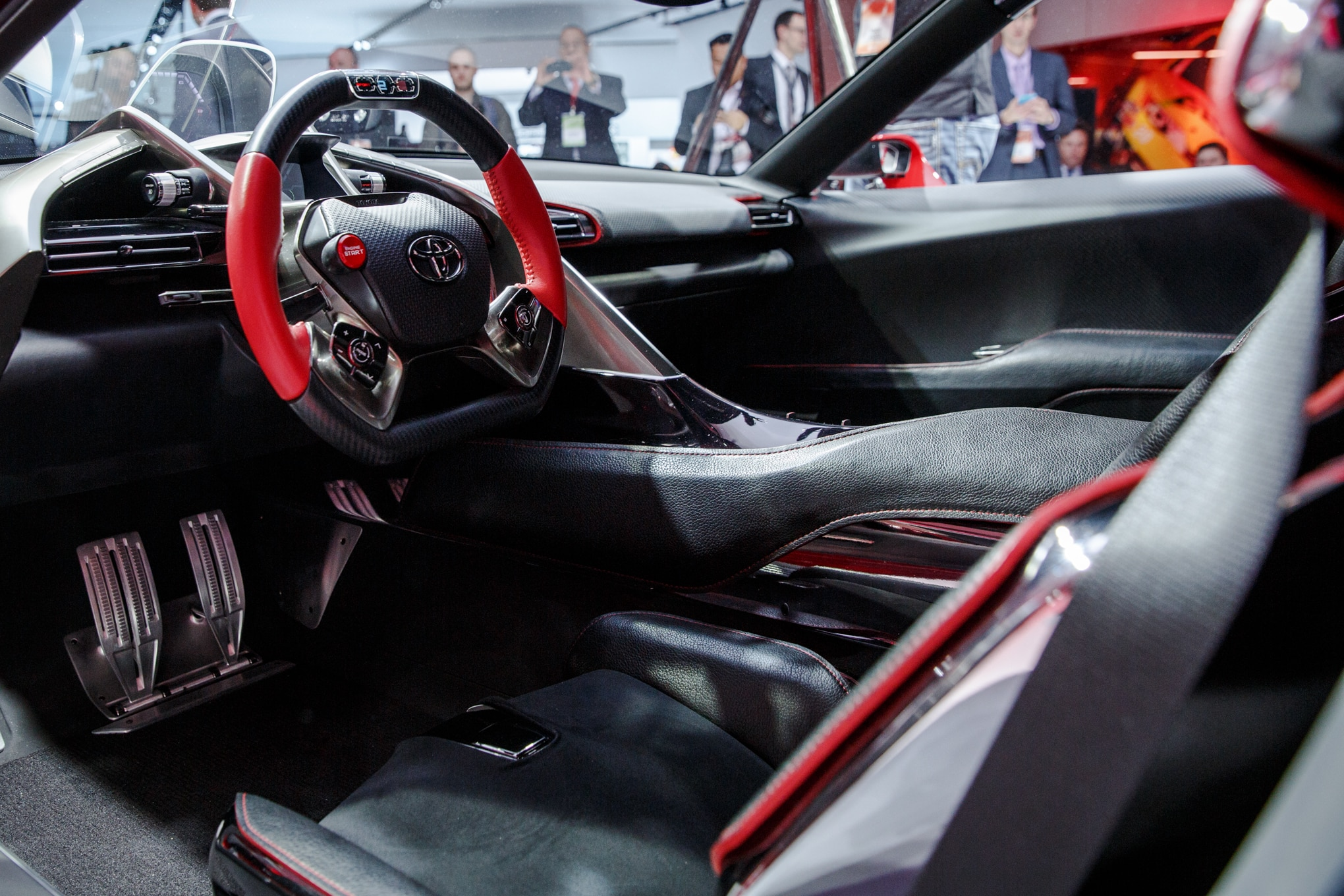 2018 Toyota Ft1 >> Toyota Supra Interior 2014 | www.pixshark.com - Images Galleries With A Bite!