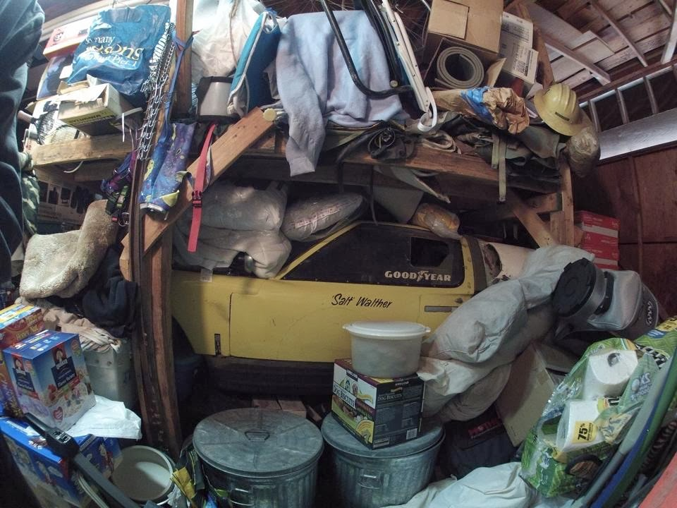 Ford gt40 barn find uncovered in southern california for Garage ford paris 11