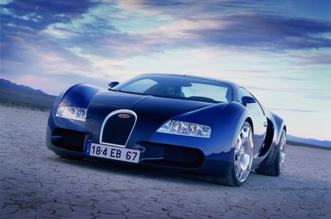 1999 Bugatti 18 4 Veyron Concept Front1 660x438