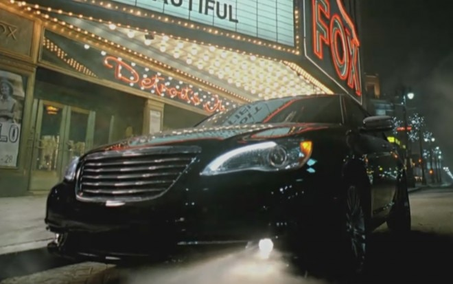 2011 Chrysler 200 Super Bowl Commercial 660x413
