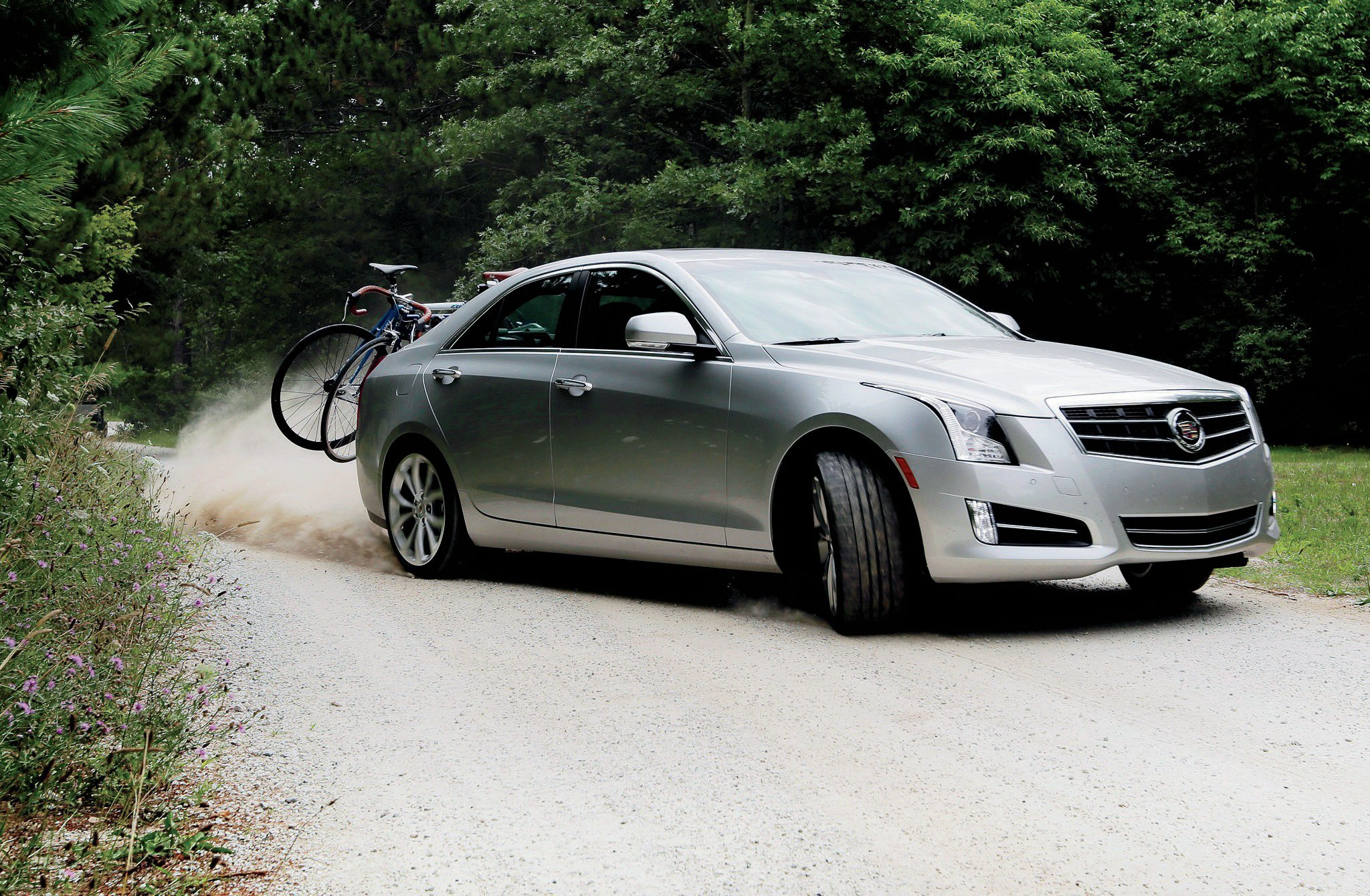 2013 cadillac ats four seasons wrap up. Black Bedroom Furniture Sets. Home Design Ideas