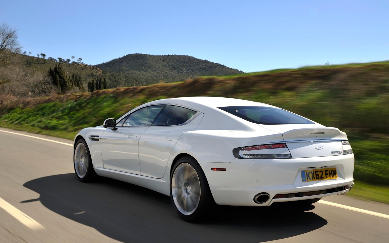Recall Central: All 2008-2014 Aston Martin Models Except ...