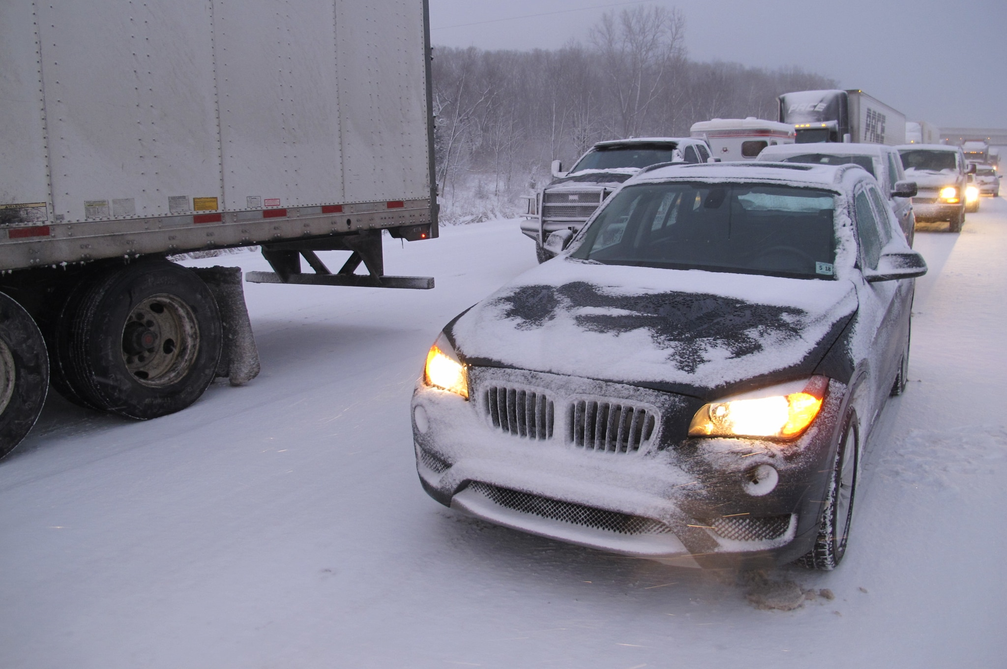 2014 BMW X1 XDrive28i Front End 011