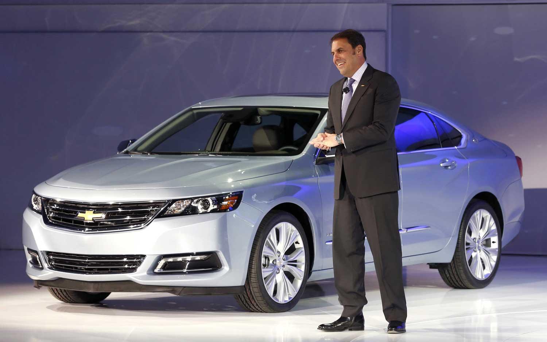 2014 Chevrolet Impala With Mark Reuss