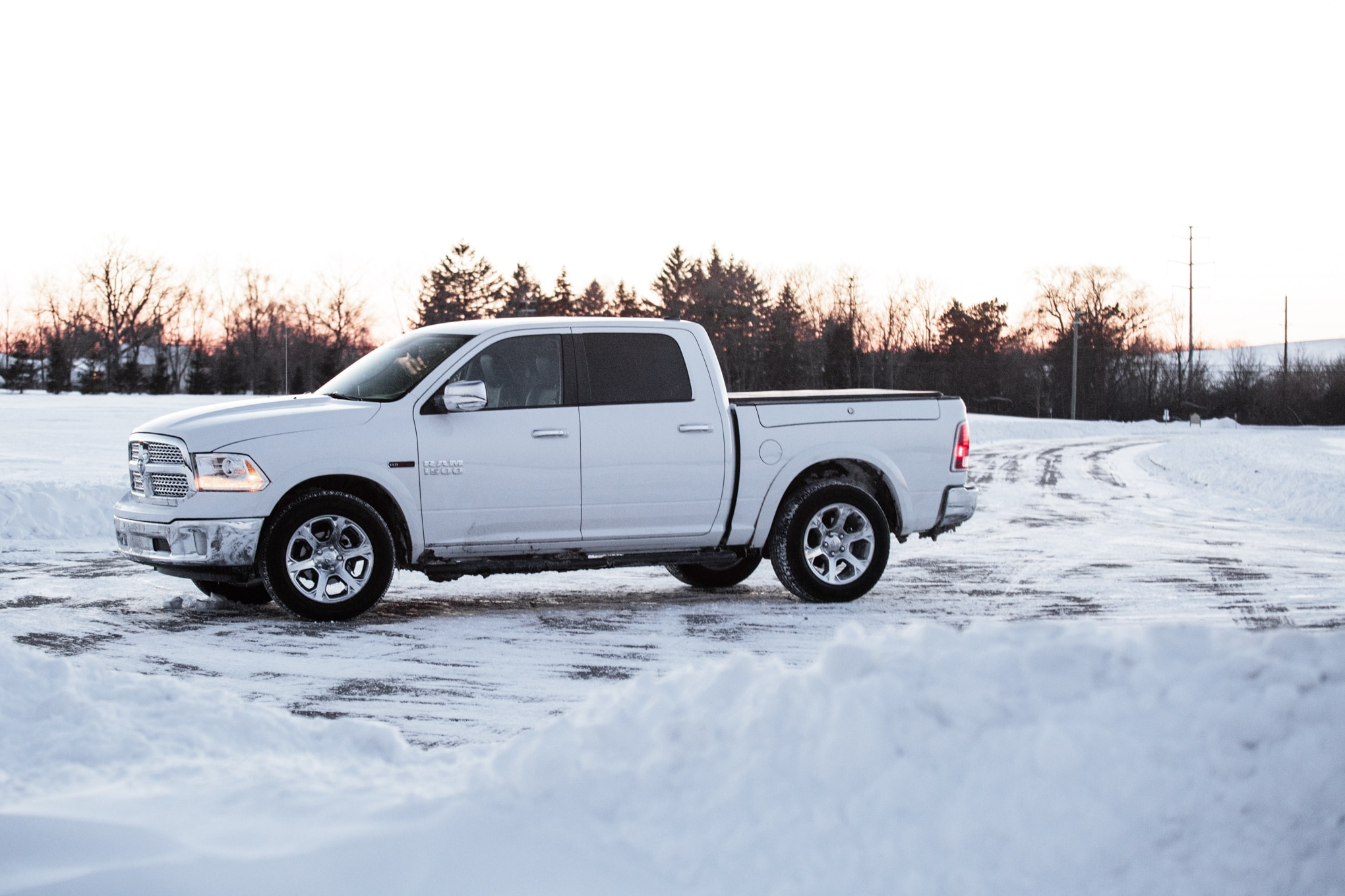 Ram Ecodiesel Hp >> 2014 Ram 1500 Ecodiesel: Around The Block - Automobile Magazine