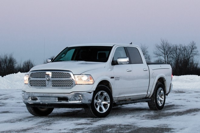 2014 Ram 1500 EcoDiesel Front View 660x440