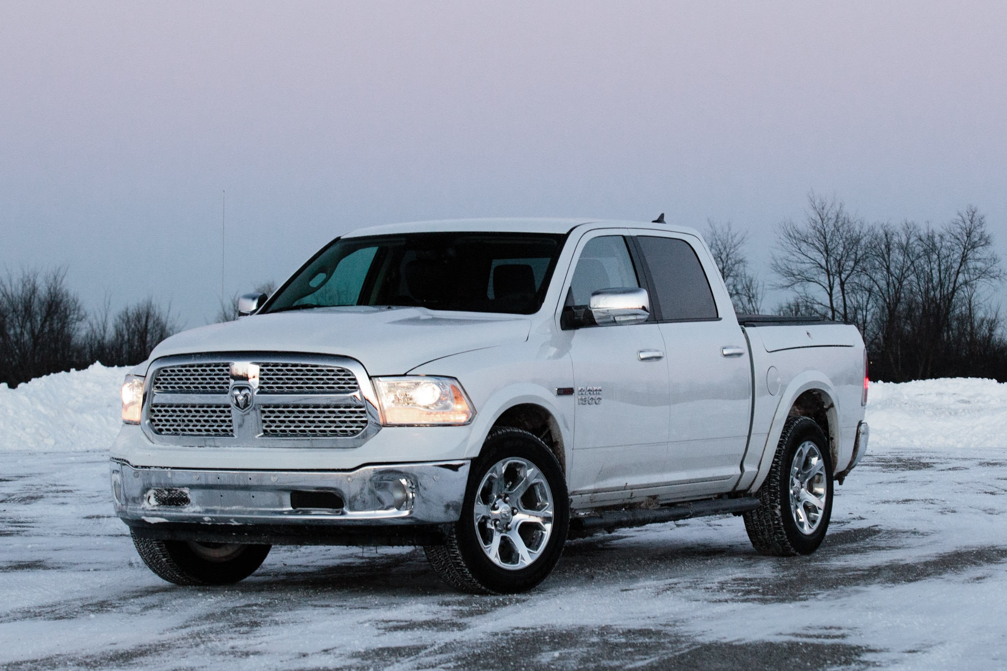 2014 Ram 1500 EcoDiesel Front View