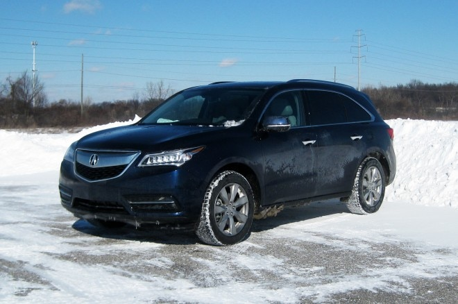 2014 Acura Mdx Front Three Quarter1 660x438