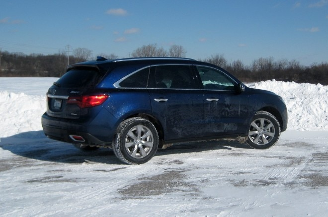 2014 Acura Mdx Sh Awd Rear Three Quarter1 660x438