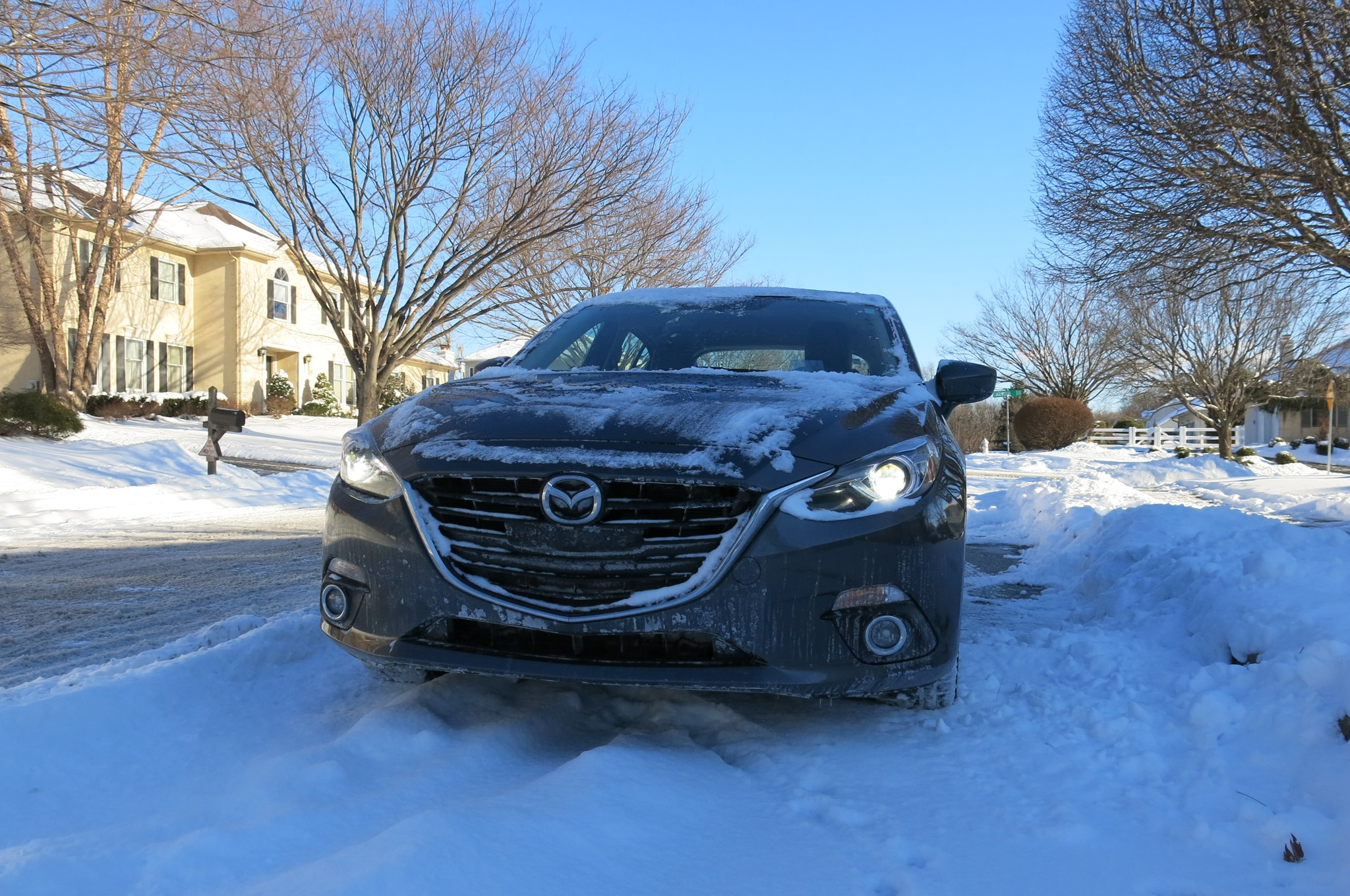 2014 mazda 3 s touring winter warrior automobile magazine