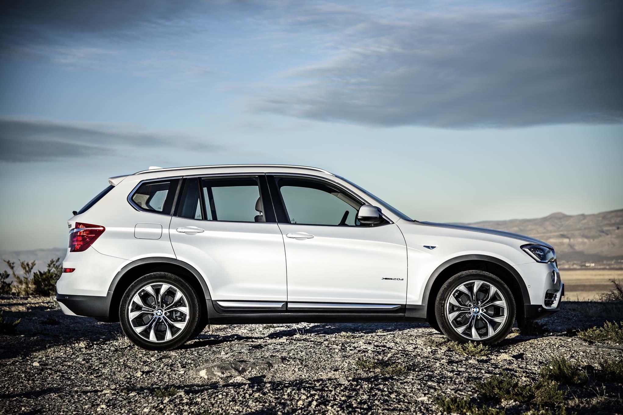 Refreshed 2015 BMW X3 Revealed  Automobile Magazine