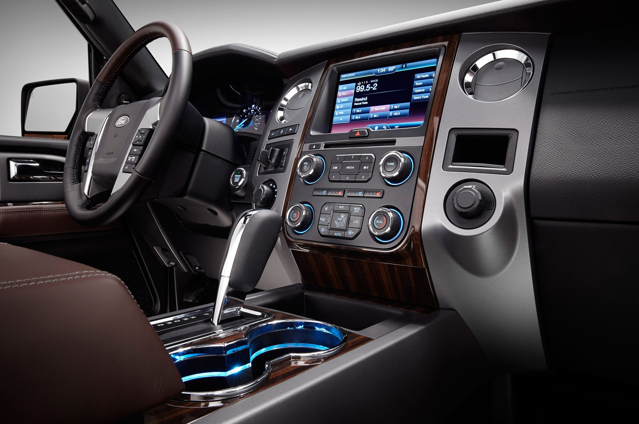2015 Ford Expedition Updated With EcoBoost V-6 Engine ...