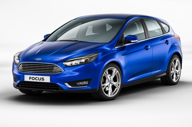 2015 Ford Focus Hatchback Front View2 660x438