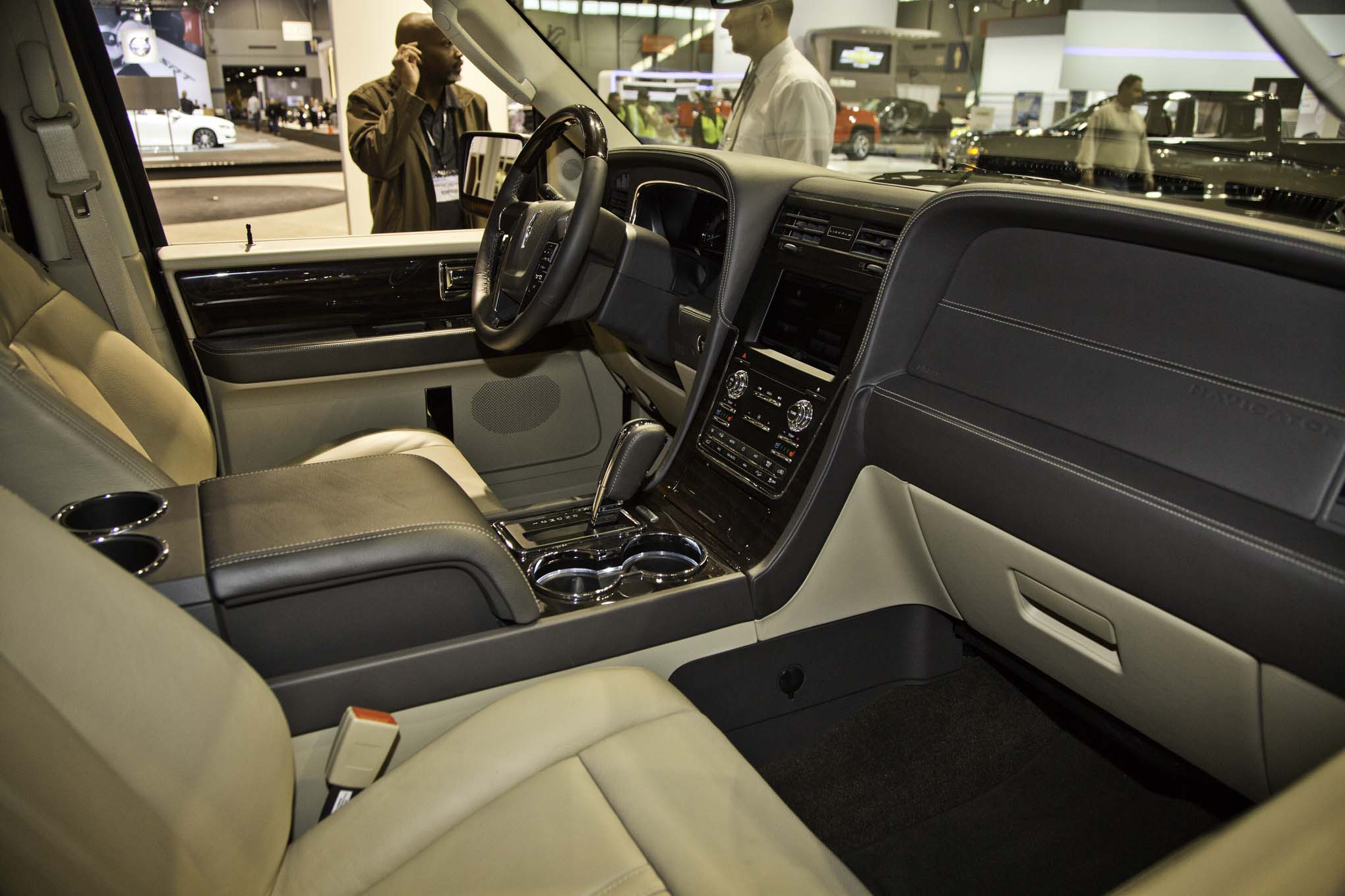 Good Show More. For 2015, Though, The Lincoln Navigator ...