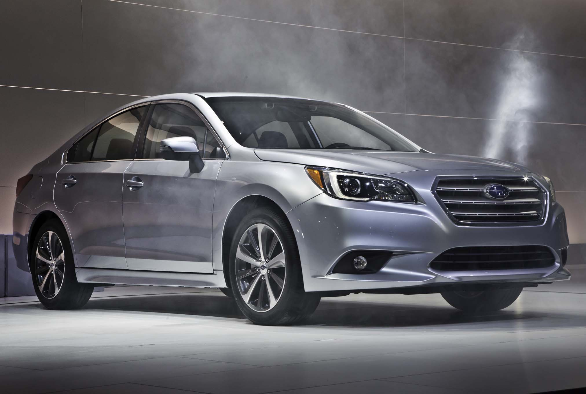 2015 Subaru Legacy Debuts at 2014 Chicago Auto Show  Automobile